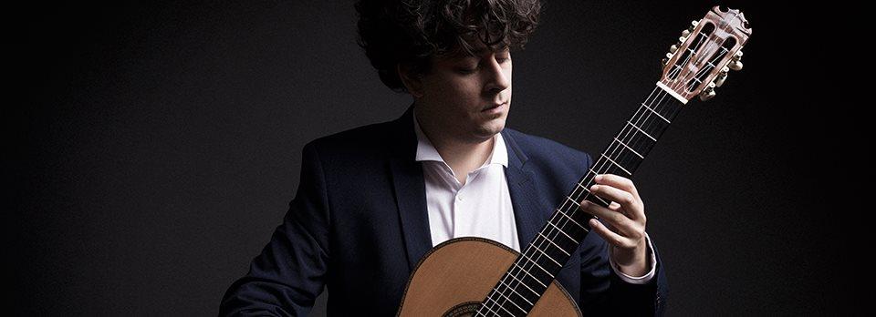 Concierto de guitarra a cargo de Samuel Diz en el Centro Cultural Río Selmo 1