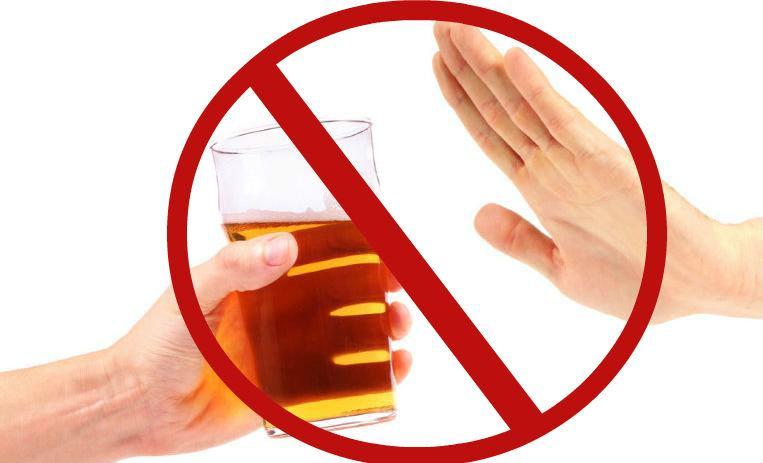 Paseo sin. Día Mundial sin Alcohol 2017 1