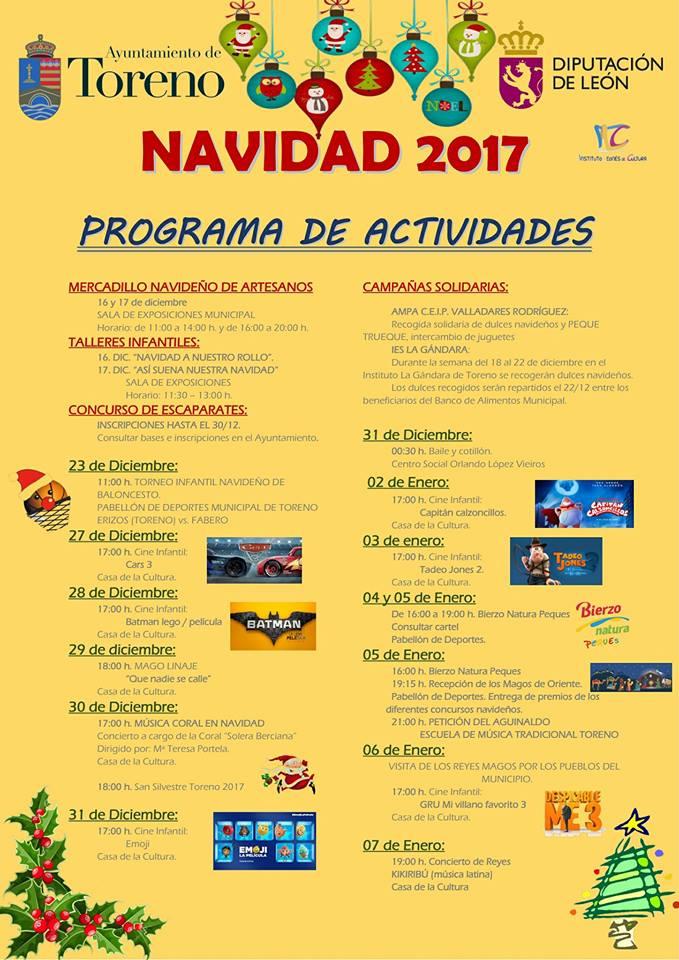 Navidad 2017 en Toreno 7