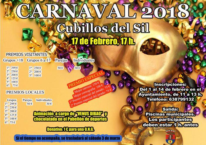 Carnaval 2018 en Cubillos del Sil 1