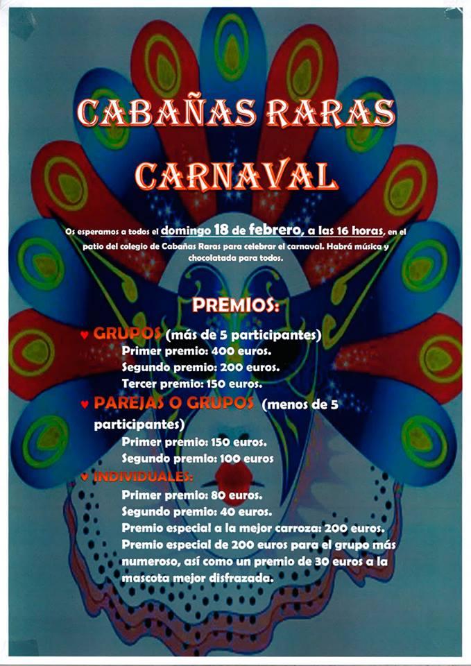 Carnaval 2018 en Cabañas Raras 1
