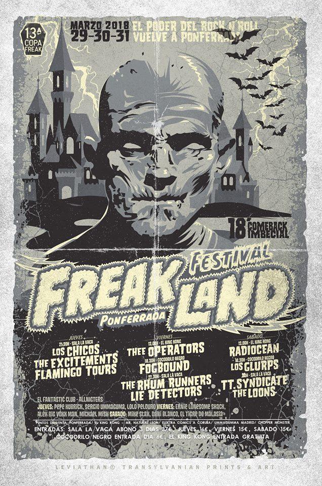 Freakland Festival 2018 1