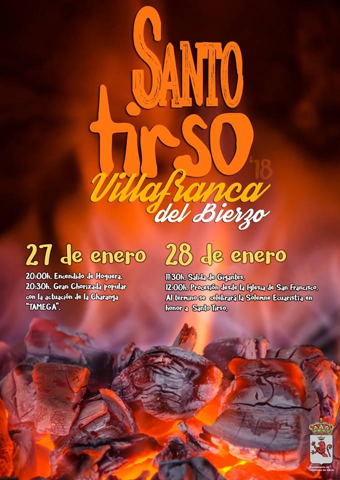 Villafranca celebra Santo Tirso 2018 1