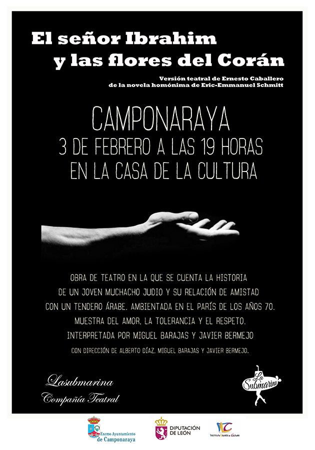 Teatro en Camponaraya: