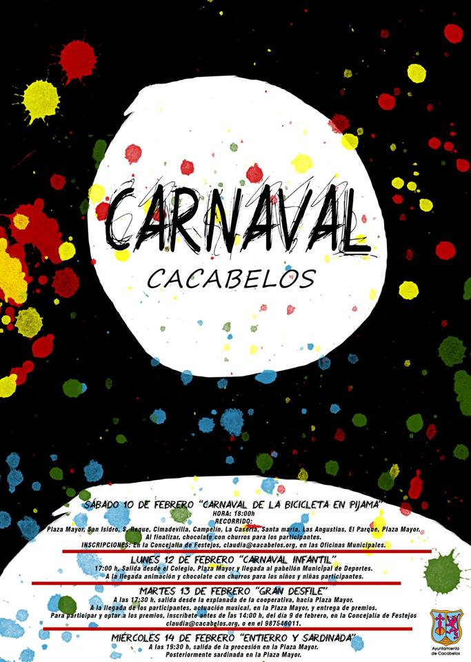 Carnaval Cacabelos 2018 1