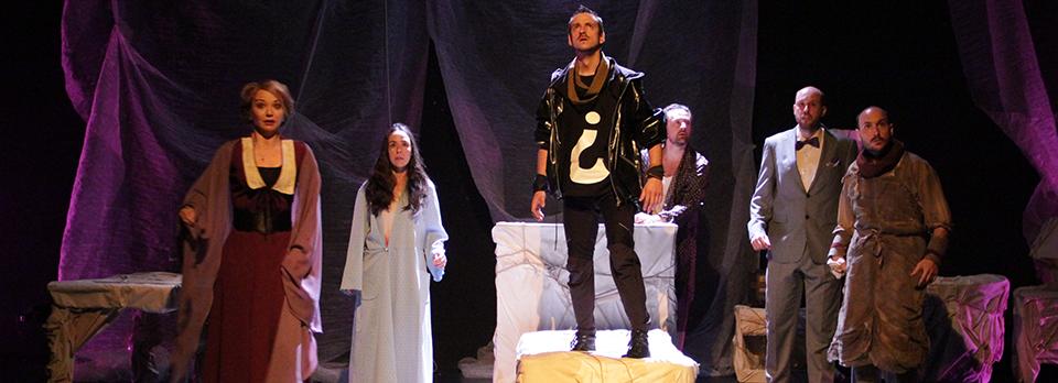 Llega la obra 'Los Atroces' al Teatro Bergidum 1