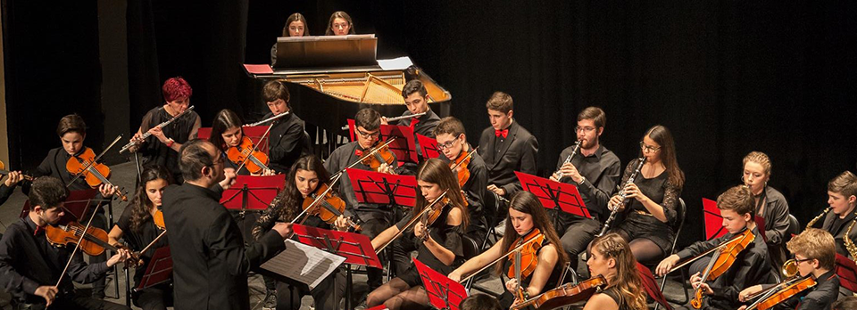 Sinfonietta de Ponferrada. Concierto 1