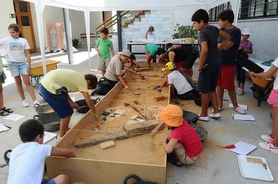 Taller para niños en el Museo de la Energía: CON LA B DE ¡¡BUSCA, BUSCA!! 1