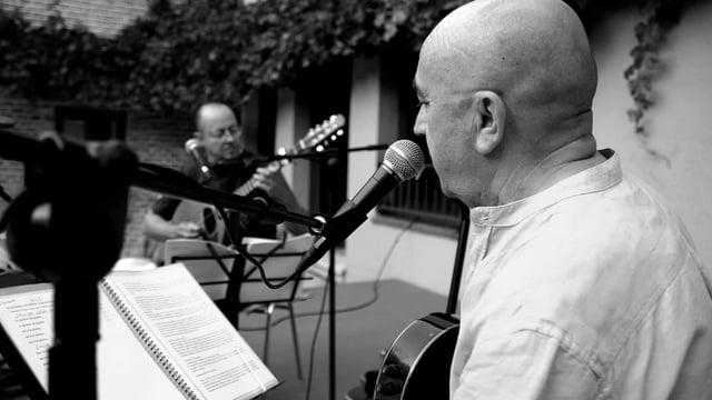 La Fundación Jesús Pereda organiza el concierto de Jaime Lafuente y Jesús Ronda