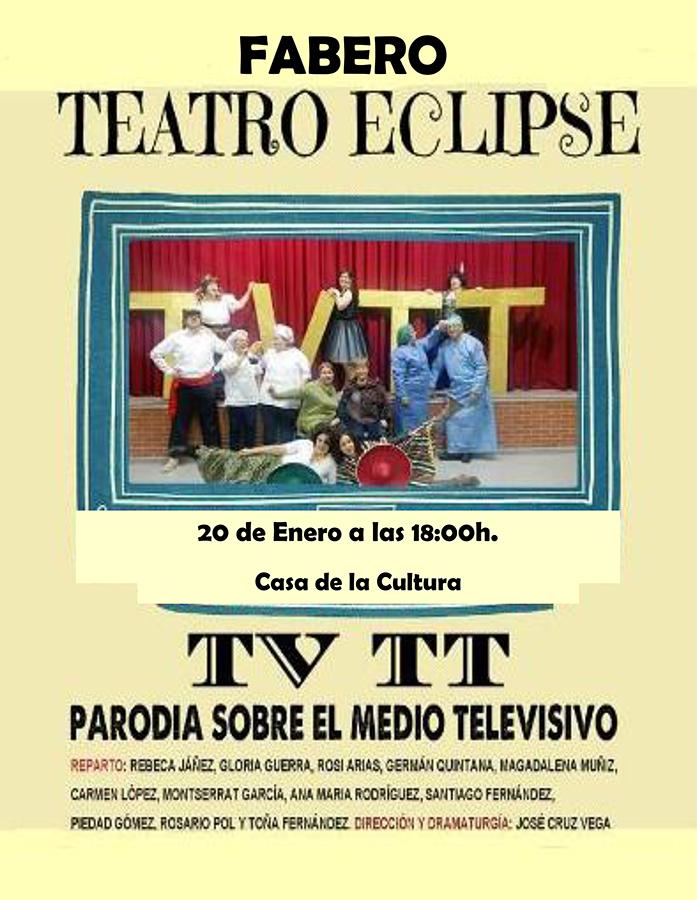 Teatro: TV TT parodia televisiva 1