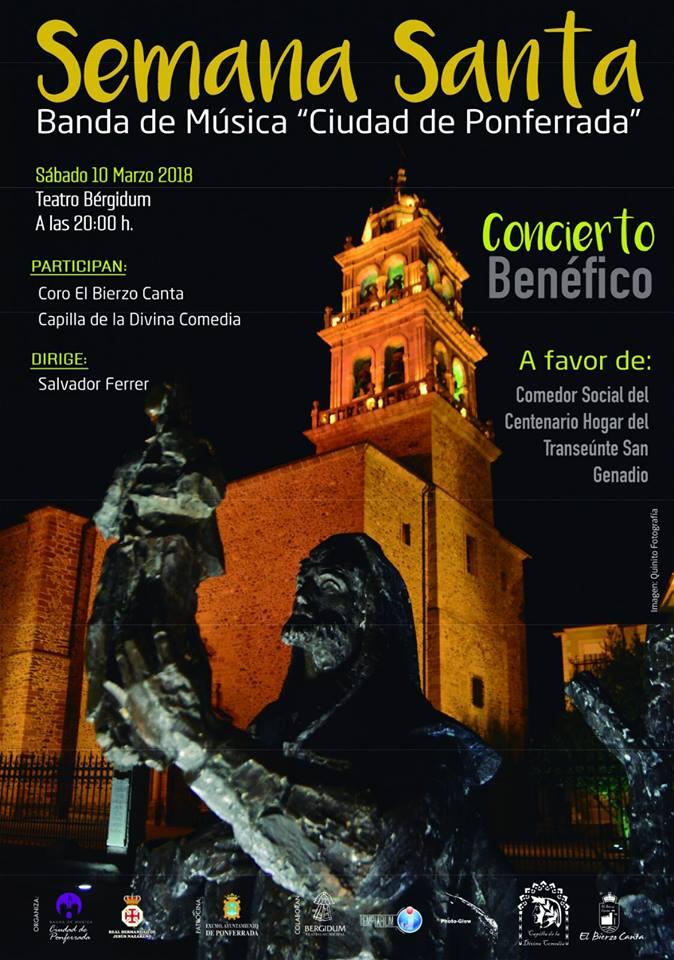 La Banda de Música Ciudad de Ponferrada estrenará 'Templar Urbem' un poema sinfónico que narra con música la historia de los templarios en Ponferrada 1