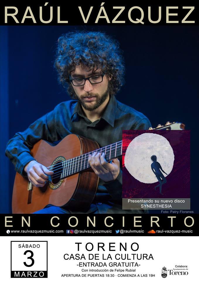 Concierto Raúl Vázquez 1