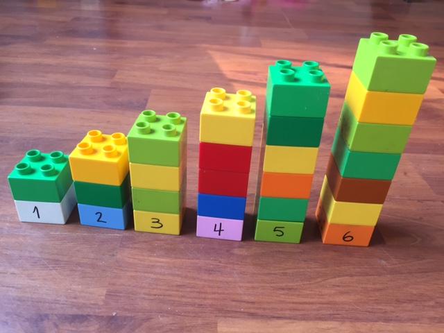 Taller Matemáticas divertidas con LEGO en La Fábrica de Luz 1