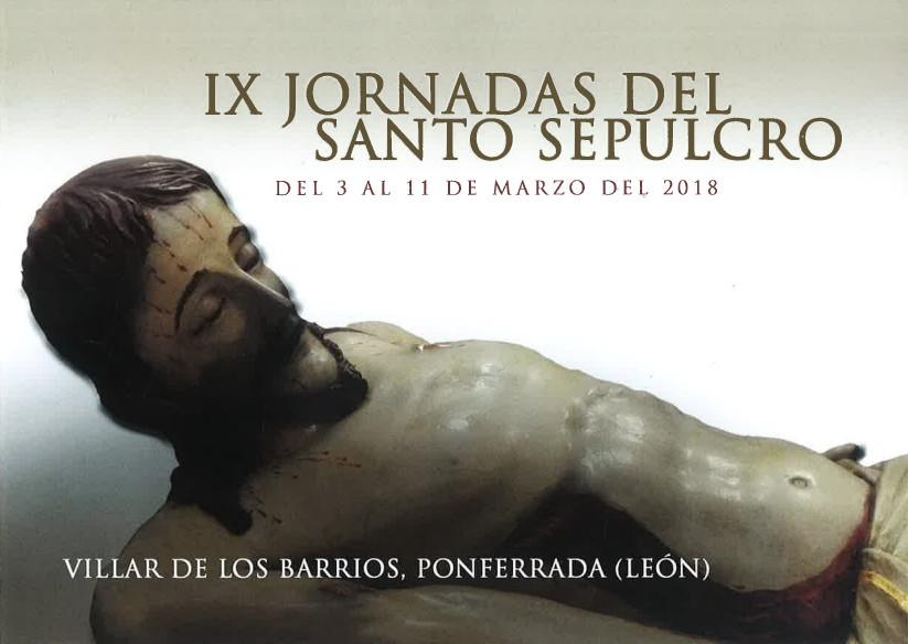 IX Jornadas del Santo Sepulcro 2018 1