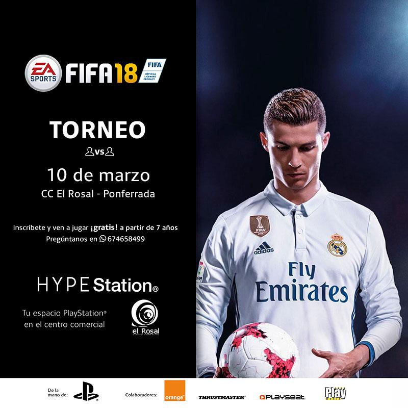 Hype Station organiza una Challenge Fifa 18 1