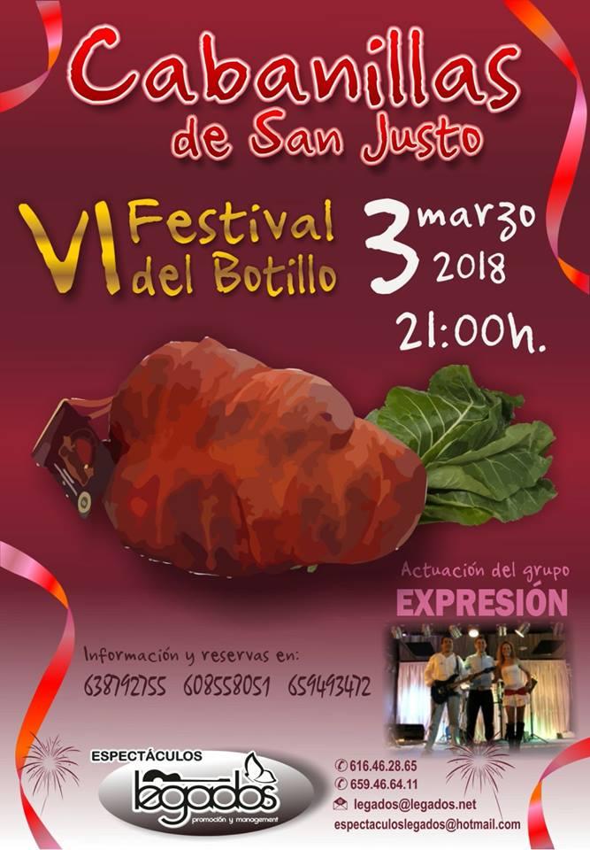 VI Festival del Botillo en Cabanillas de San Justo 1