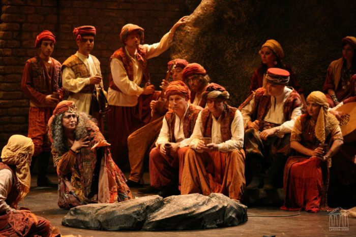 La ópera El trovador de Verdi llega el jueves al teatro Bergidum 1