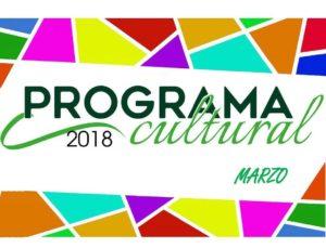 Programación Cultural en bembibre para el mes de Marzo 2018 1