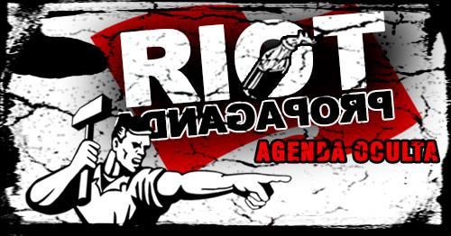 Concierto de despedida de Riot Propaganda en La Vaca 1