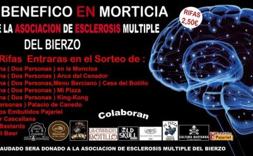 Morticia organiza un acto solidario con la Asociación de Esclerosis Múltiple del Bierzo 3