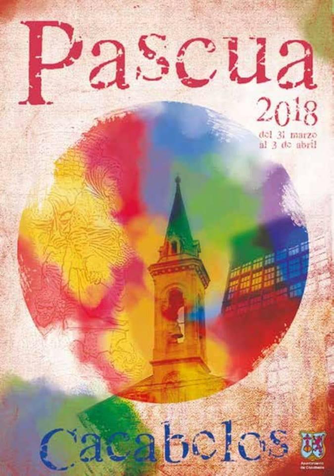Fiestas de Pascua de Cacabelos 2018. Programa y actividades 1