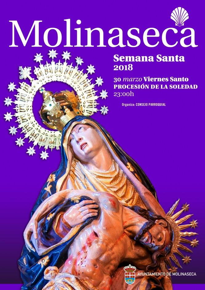 Semana Santa 2018 en Molinaseca 1