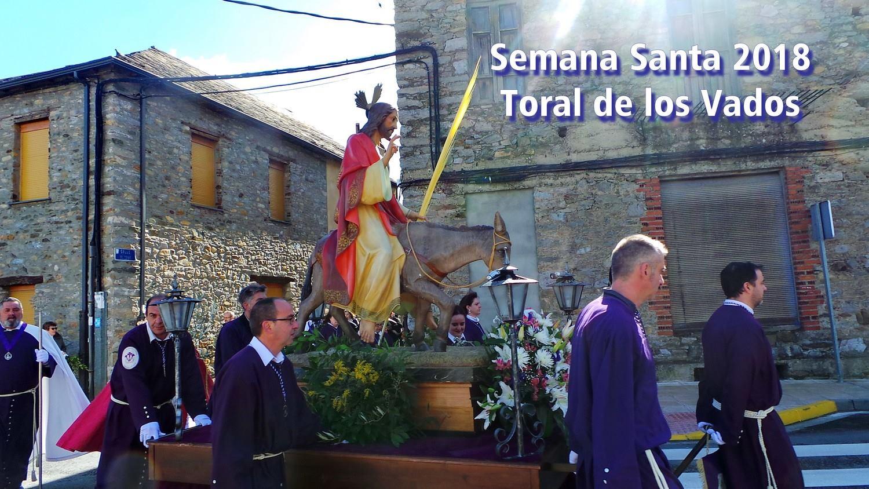 Semana Santa en Toral de los Vados 2018 1