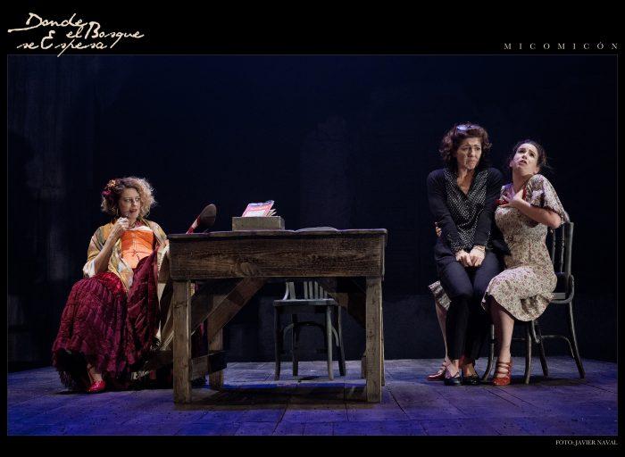 Actividades en el Teatro Bergidum con motivo del Día de la Mujer 1
