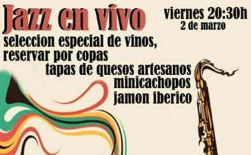 La Escandalera organiza 'Jazz en Vivo', la combinación de la mejor música en directo con una variada oferta gastronómica 4