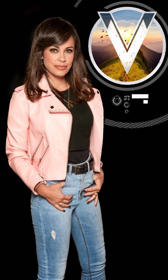 La periodista berciana Mónica domínguez será una de las reporteras del nuevo programa 'Viajeros Cuatro' que se estrena esta noche 1