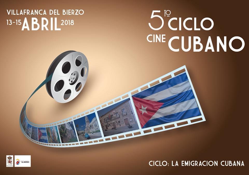 """Villafranca organiza el 5º Ciclo de Cine Cubano, """"La Emigración Cubana"""" 1"""