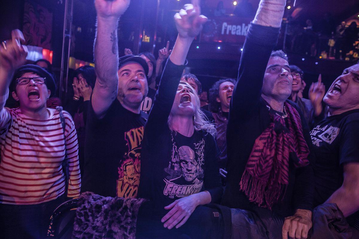 No habrá Freakland en Semana Santa, pero si mucho Rock & Roll con el 'Family Spree goes to Freakland!' 1