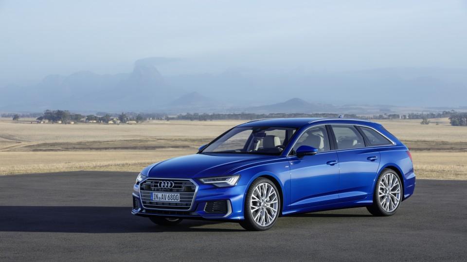 El nuevo Audi A6 Avant: dinamismo y versatilidad 1