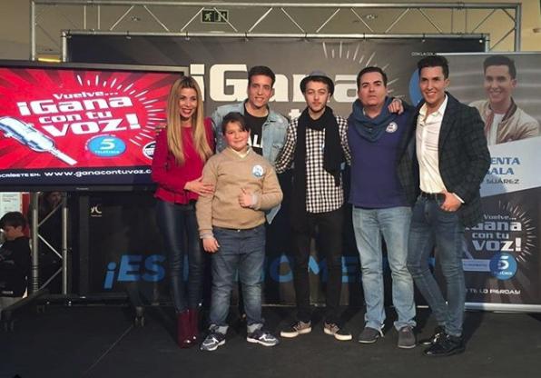 José Fernández y Basi triunfan en la final local de 'Gana con tu voz' 1