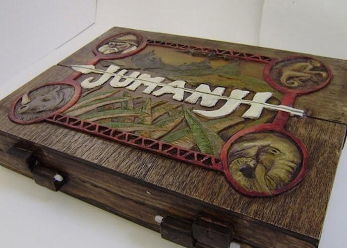 Las fantasía de Jumanji llega este sábado al Marca de Cacabelos 1