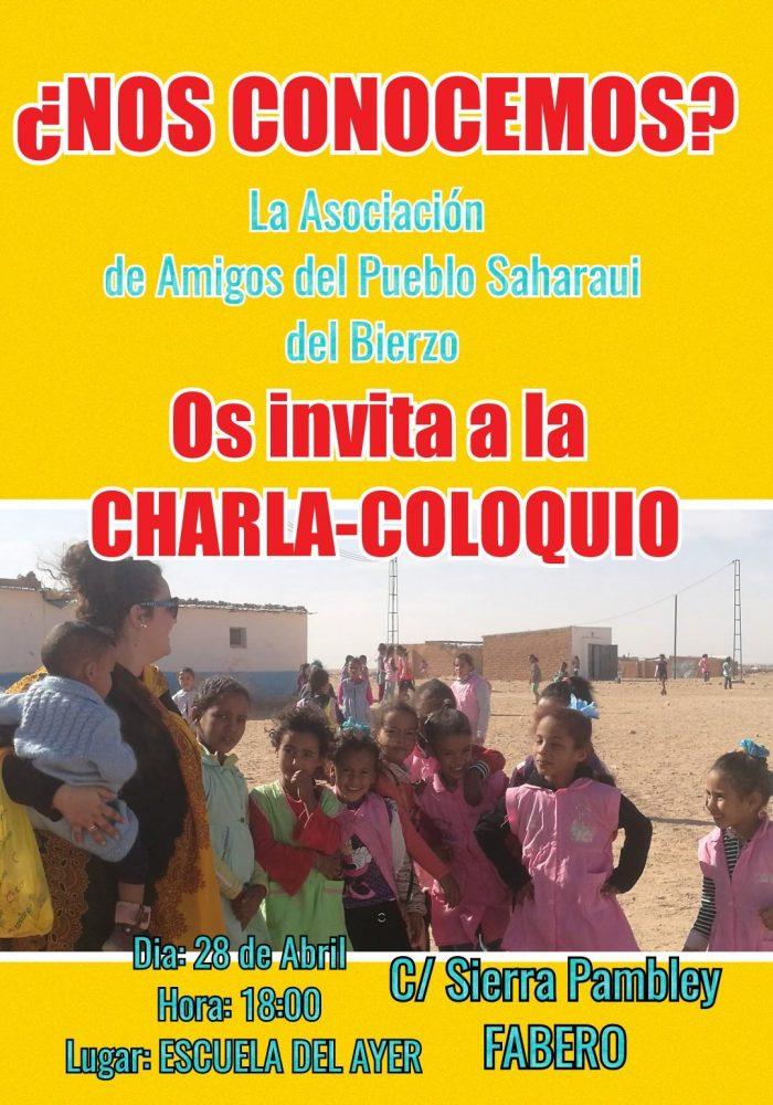 """La Asociación de Amigos del Pueblo Saharaui busca familias en Fabero para el programa """"Vacaciones en Paz"""" 1"""