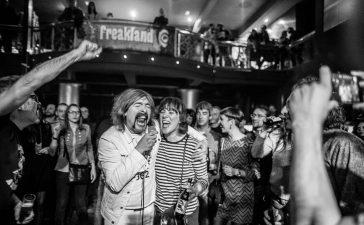 Fotogaleria: Así trascurrió el Freakland Festival ponferradino 2