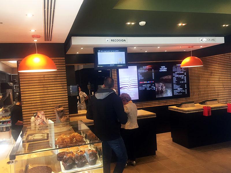 McDonalds Ponferrada incorpora a su oferta el concepto McCafe 1
