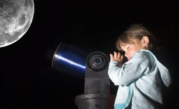 Taller de astronomía en el Museo de la Energía 'Con la B de buscador' 1