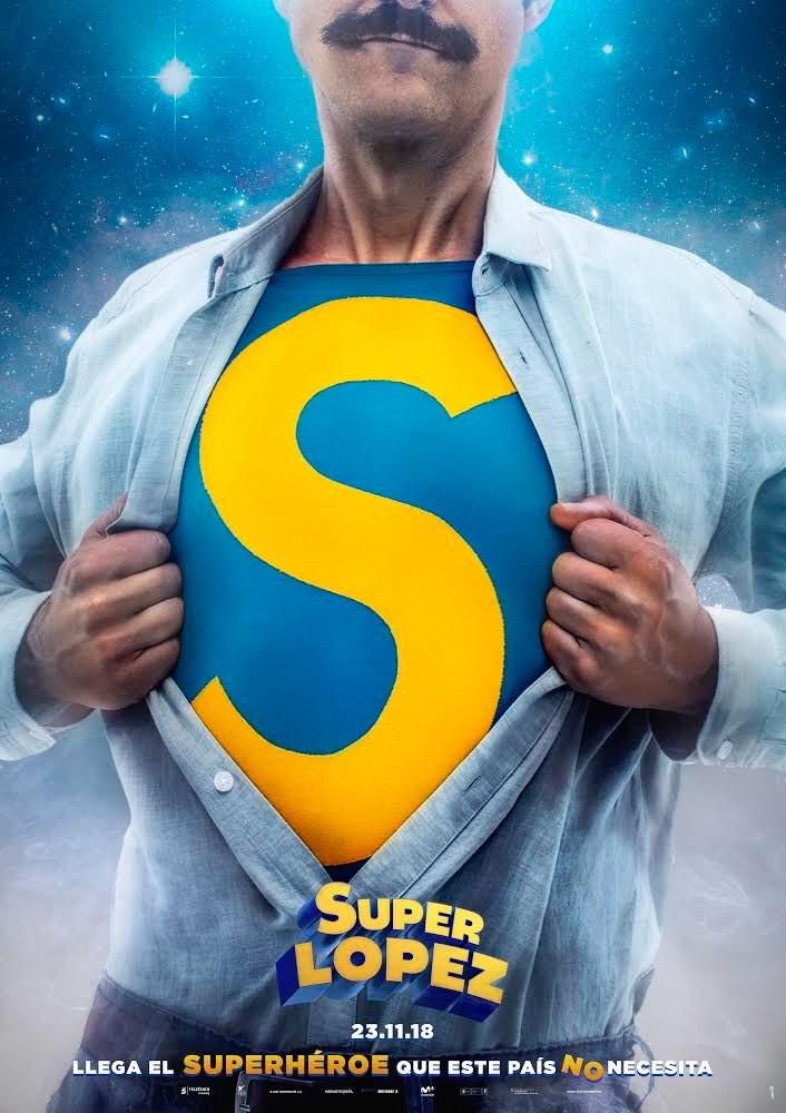 Superlopez, el superhéroe creado por el berciano Jan, será encarnado por Dani Rovira en la película que rueda Telecinco 1