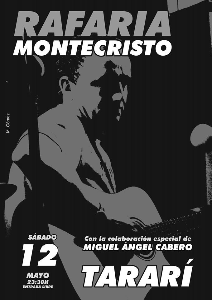 Rafaria Hernandez y Miguel Cabero en Concierto Acústico 1