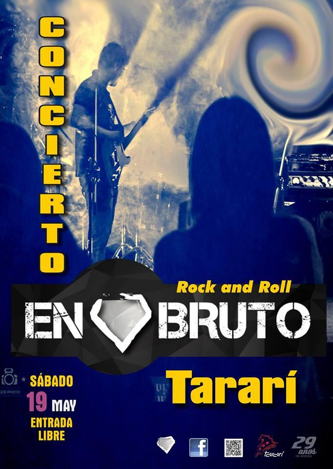La banda berciana 'En bruto' se presenta este sábado en el Tararí 1