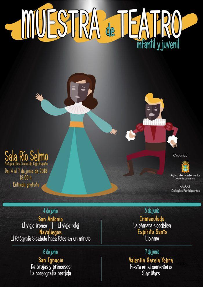 Muestra de teatro infantil y juvenil 1
