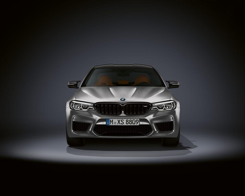 El nuevo BMW M5 Competition 1