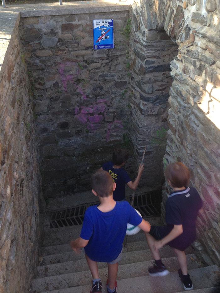 Castillo de San Blas y fuente romana de Campo, un delicioso paseo por Ponferrada 4
