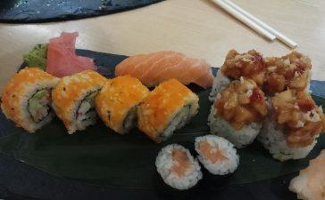 Restaurante 'Hamaki', tentaciones del lejano oriente 6