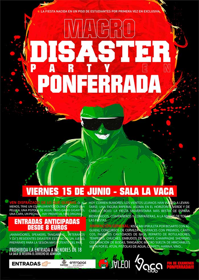 Disaster Party 1