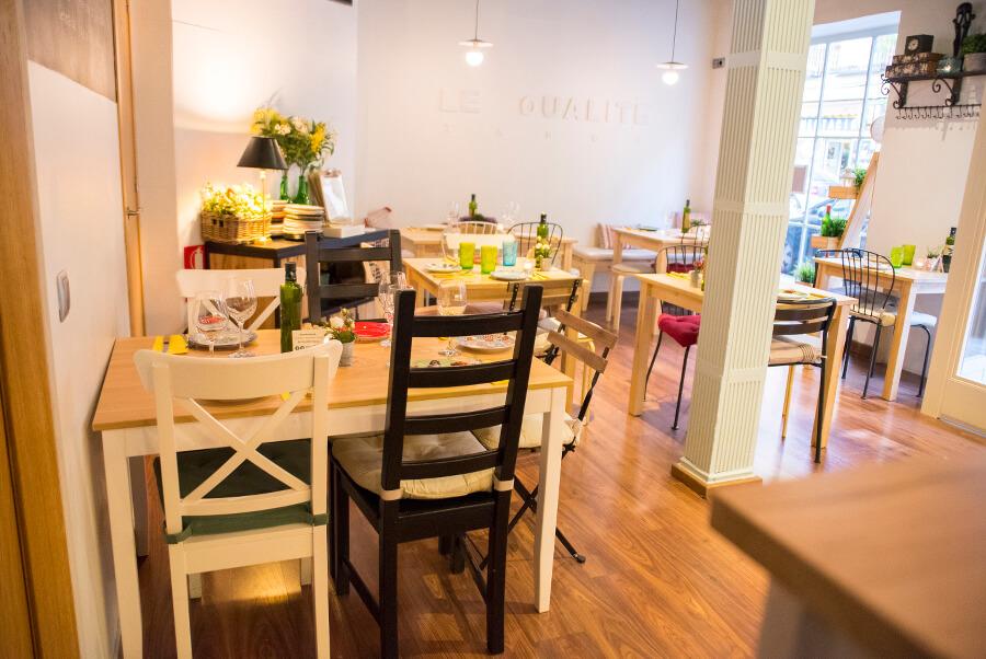 'Le Qualité Tasca' en Madrid, Cocina de mercado con guiños bercianos 1