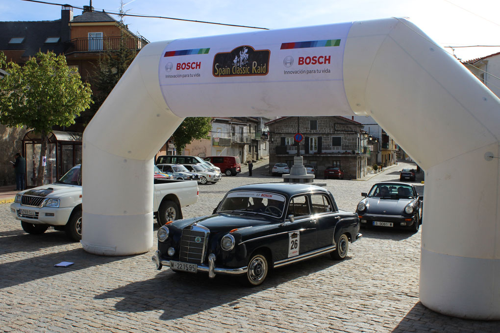 Ponferrada acogerá el I Spain Classic Rally 1