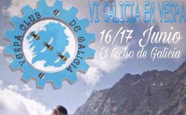 Ponferrada y el Bierzo reciben el sábado al Vespa Club de Galicia 10